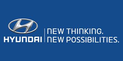 Hyundai New Thinking Azul